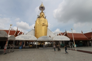 Fahrt zum Big Buddha mit dem Tuk-Tuk