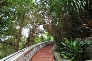 Fahrt zum Golden Mount Temple mit dem Tuk-Tuk