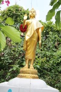 kleiner Buddha auf der Tuk-Tuk Fahrt